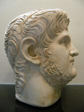 Kaiser Nero - überlebensgroßer Kopf - 1. Jhr. n. Chr.   (Guttmann)