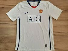 MANCHESTER UNITED 2008-09! shirt trikot camiseta jersey maglia! 6/6 ! XL youth@