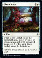 MTG x4 Glass Casket Throne of Eldraine Uncommon NM/M Magic the Gathering