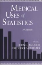 Medical Uses of Statistics, Second Edition-ExLibrary