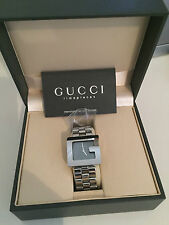 Gucci Stainless Steel Band Quartz (Battery) Analogue Watches