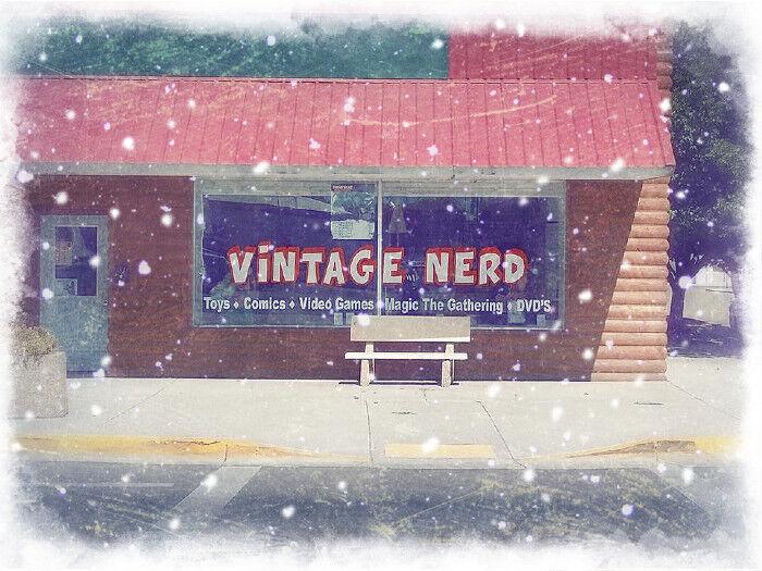 Vintage Nerd Nyssa