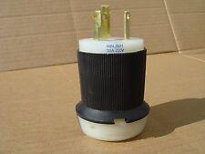 HBL2621 Hubbell Connectors 2P3W, 30A 250V L6-30P
