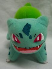 "TOMY Nintendo Pokemon MINI BULBASAUR CHARACTER 3"" Mini Plush STUFFED ANIMAL CLIP"