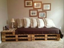 Bancale in legno 120x80 Pedana Pallet Bancali EUR  EPAL per arredamento NUOVO