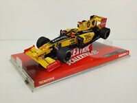 """Slot car SCX Scalextric Ref:A10024S300 Renault F1 #11 2010 """"Kubica"""""""