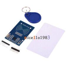 RC522 Card Read Antenna RF RFID Reader IC Card Proximity Module MFRC-522+Key L40