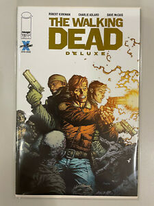 The Walking Dead #13 DELUXE GOLD FOIL EDITION One Retailer Thank You Variant