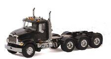 "Mack Granite 8x4 Truck Tractor - ""BLACK"" - 1/50 - WSI"