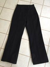 Marker Women's Black Ribbed Insulated Lined Ski Snowboard Pants Sz 8