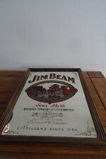 Jim Beam Sour Mash Mirror