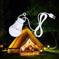Portable Lantern Camping Light LED USB 5V Lamp Power Bank Hiking Camp Equipment