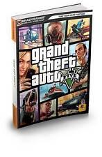 Grand Theft Auto V Signature Series Strategy Guide by Tim Bogenn & Rick Barba