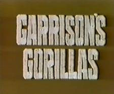GARRISON'S GORILLAS (1967-1968) Complete series