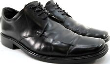 Kurt Geiger Men Oxford Shoes Size 10 Euro 43 Black Made In Italy