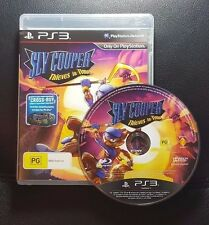 Sly Cooper Thieves in Time (Sony PlayStation 3, 2013) PS3 - FREE POST