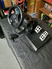 logitech steering wheel and pedals for Nintendo Game Cube