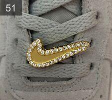 ❤️ Neue Nike Air Force 1 / Jordan / Dunk Schnallen Lace Locks Buckles ✅