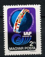 Ungheria 1983 SG # 3526 ASTRONAUTICAL FEDERATION MNH #A 61335