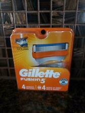 Gillette  Fusion 5 Blade  4  Cartridges