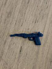 Star Wars Vintage Repro Leia Combat Poncho pistola arma azul reproducción