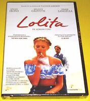 LOLITA - Adrian Lyne - English Español DVD R2 - Precintada