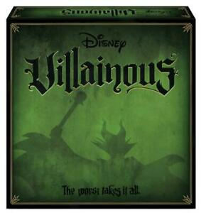 Disney Villains Villainous Board Game