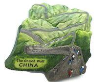 Great Wall, CHINA SOUVENIR RESIN 3D FRIDGE MAGNET SOUVENIR TOURIST GIFT TOY 015