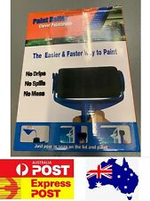 Paint Roller Clever Paintbrush, No Drips, No Spills, No Mess