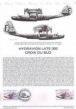 Document Officiel   1982 44   Croix Du Sud  Yv N° Pa56