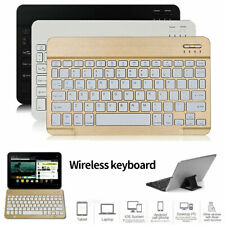 """US Keyboard Bluetooth For Samsung Galaxy Tab A S6 S5e S4 S3 S2 7""""~10.5"""" Tablet"""