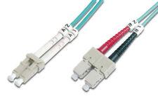 Câbles à fibre optique LC avec un connecteur SC