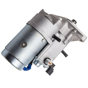 Starter Motor for Toyota Hilux 3.0L Diesel Turbo 1KD-FTV 05-15 KUN26R KUN16R D4D