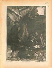 Bataille de la Somme Soldats Poilus Sniper Lucien Hector Jonas Peintre 1915 WWI