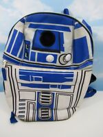STAR WARS LUGGAGE BACKPACK R2-D2 Lights Up