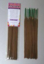 Primo Incense Sticks - Connoisseur Cedarwood (20 grams) Pure Organic Incense