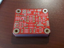 2x Guitar Pedal Effect PreAmp/Distortion DIY PCB Module TS9 DIY by moutoulos ™