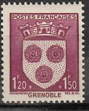 FRANCE TIMBRE  N° 557 ** BLASON  GRENOBLE
