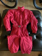 Bogner Womens Size 6 Vintage Ski One Piece 80s Style Ski Suit Made In The Usa