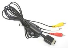 Original Sony Playstation PS3 Composite RCA Cord Cable