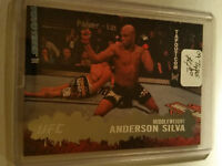 2009 Topps UFC #33 Anderson Silva