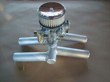 GOLDWING GL1000 1100 SINGLE VW CARBURETOR CONVERSION MANIFOLD KIT W/ AIR FILTER