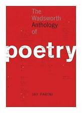 NEW The Wadsworth Anthology of Poetry (with Poetry 21 CD-ROM) by Jay Parini