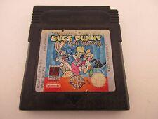 BUGS BUNNY & LOLA BUNNY OPERATION CAROTTES - NINTENDO GAME BOY COLOR FRA