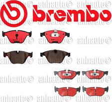 Brembo Front+Rear Brake Pads E90 E91 E92 323i,328i,328xi,328i xDrive