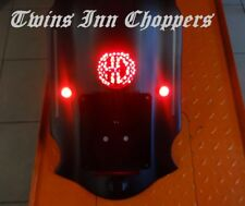 Rücklicht Bremslicht Bagger Einbau nur 30mm getönt Harley Touring Street Glide