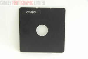 Cambo Lens Board 4x5 Monorail Copal #1 41.6mm (C-224). Graded: EXC+ [#9854]