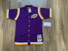 100% Authentic Kobe Bryant Mitchell & Ness x CLOT Los Angeles Lakers Jacket
