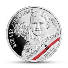 Poland / Polen - 10zl Lukasz Cieplinski Plug