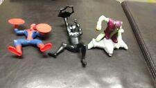Spiderman McDonald's toys